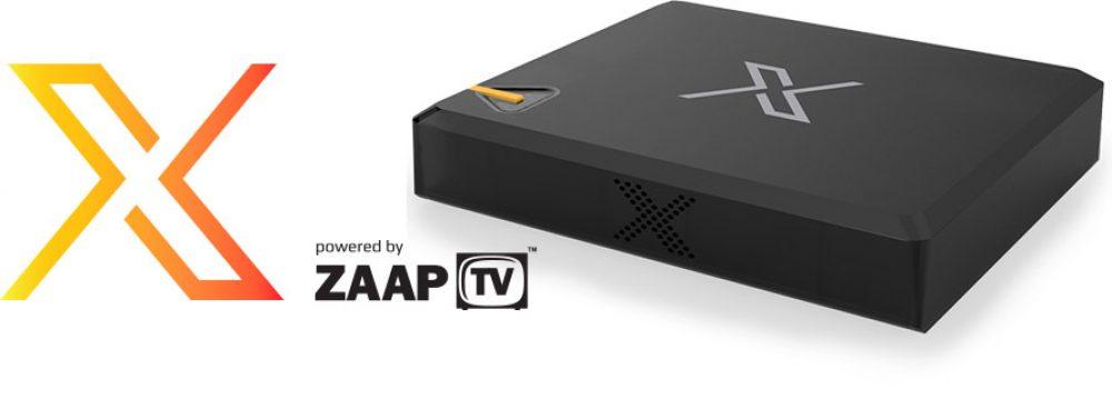 ZAAPTV X