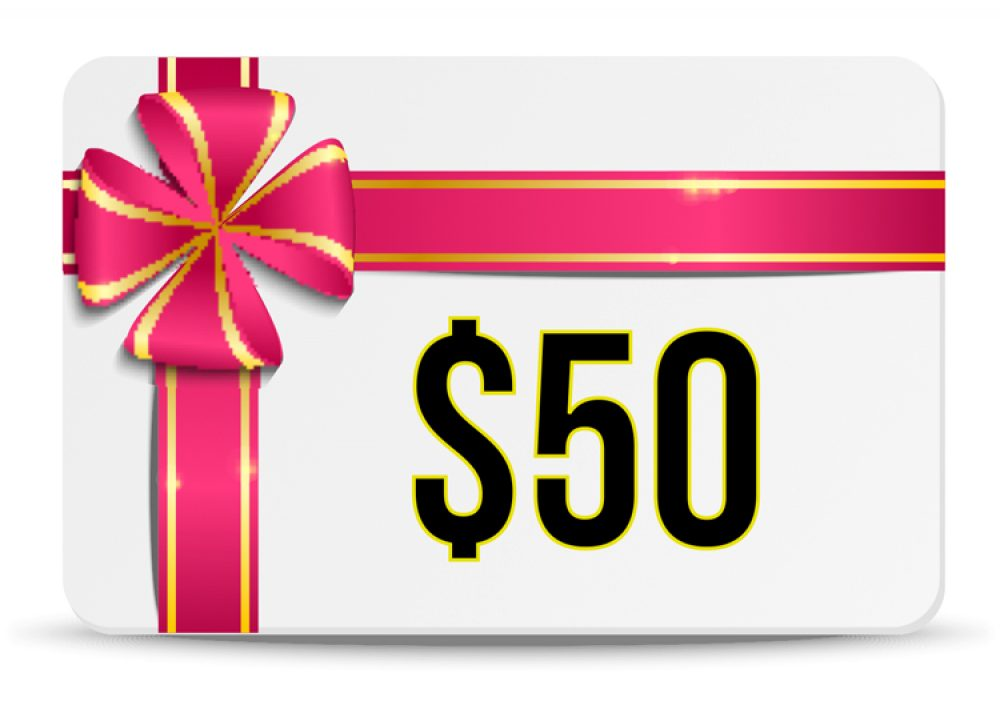 ZaapTV and GlobeTV - $50 Gift Card