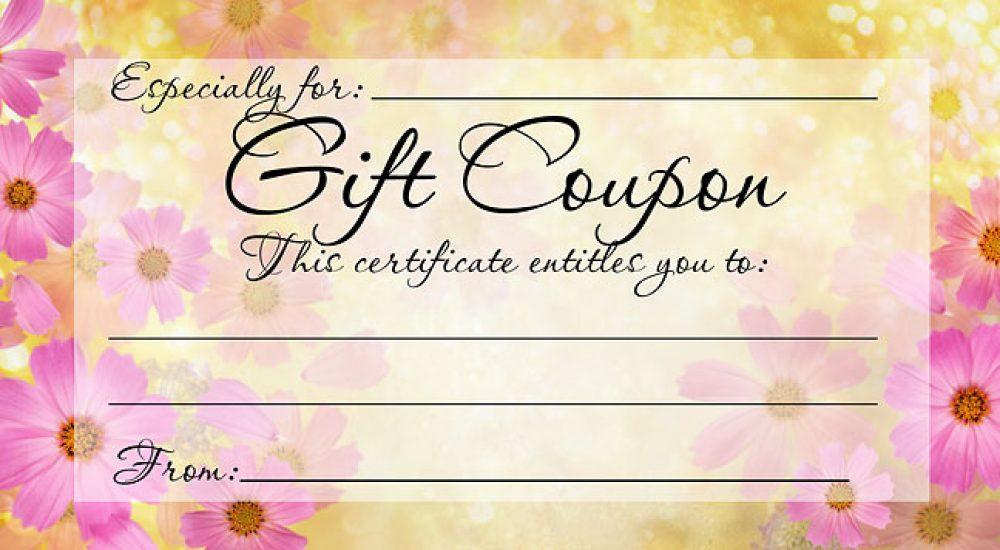 GlobeTV - Flower Gift Certificate