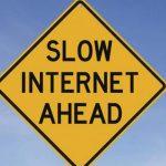 GlobeTV - Slow Internet Speeds?