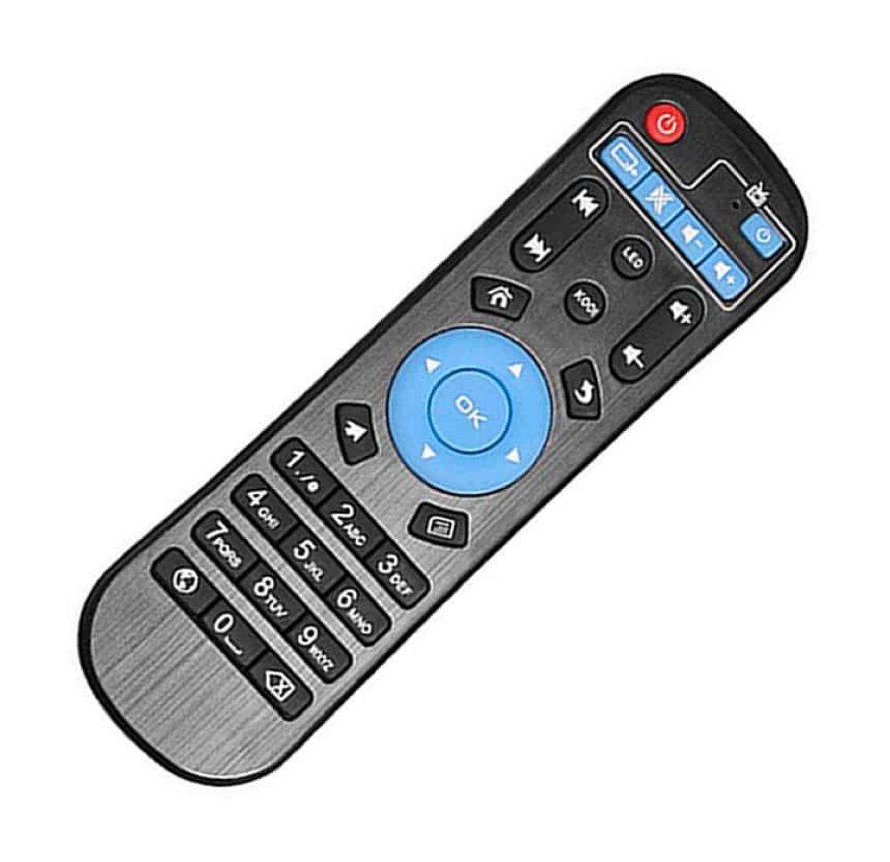 ZAAPTV HD709 / ARAABTV ME700 REMOTE CONTROL