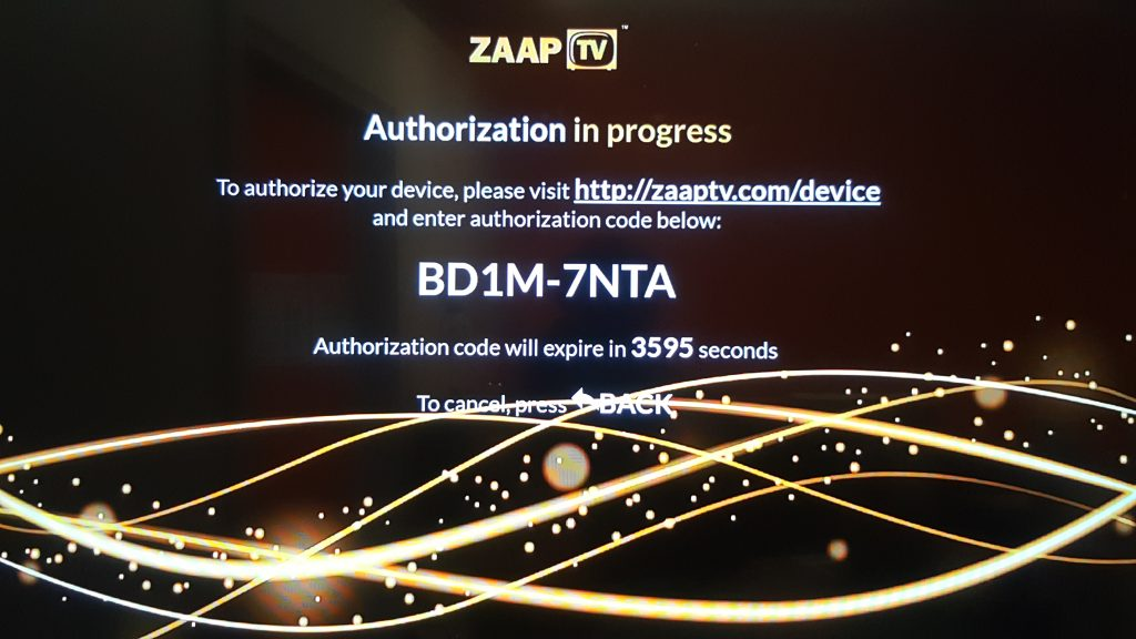 GlobeTV.com.au - ZAAPTV Authorize Device HD709/609/509/409/X/CloodTV/AraabTV/Greek